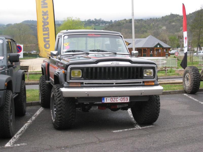 chambon sur jeep 00712