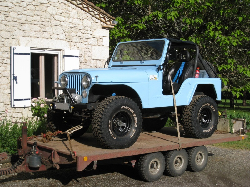 chambon sur jeep 00812