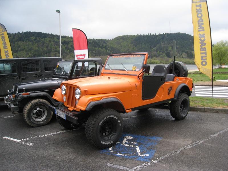 chambon sur jeep 01011