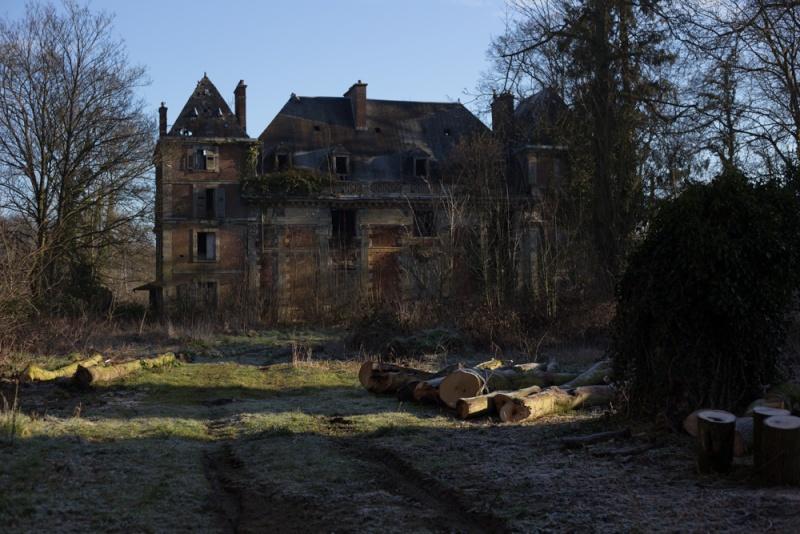 Chateau abandonné (urbex) Img_8910