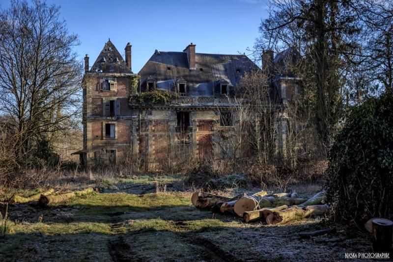 Chateau abandonné (urbex) Img_8911