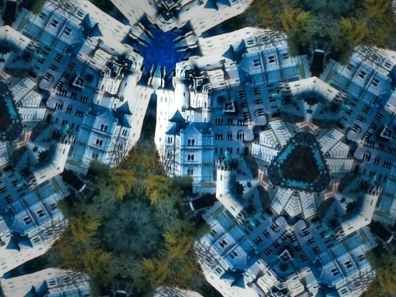 le kaleidoscope de Martin trouvé par Mr Google Chatea15