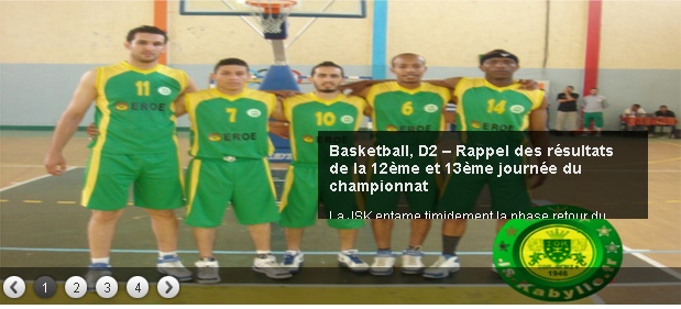JS Kabylie : Section BASKETBALL - Page 3 20140126