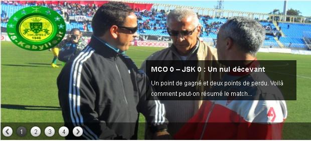 [L1, Journée 19] MC.Oran 0 - 0 JS.Kabylie (Après Match) - Page 3 20140236