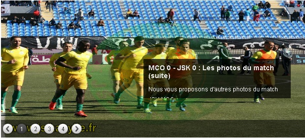 [L1, Journée 19] MC.Oran 0 - 0 JS.Kabylie (Après Match) - Page 3 20140239