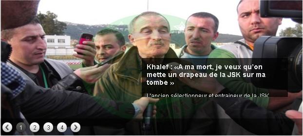 Mehiedine KHALEF 20140363