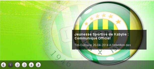 [CA - Finale] JS.Kabylie 1 (4) - 1 (5) MC.Alger (Après match) 20140436