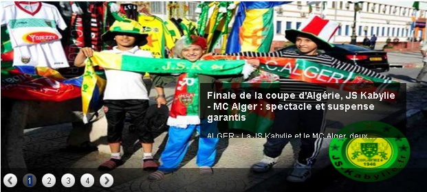 [CA - Finale] JS.Kabylie 1 (4) - 1 (5) MC.Alger (Après match) - Page 2 20140442