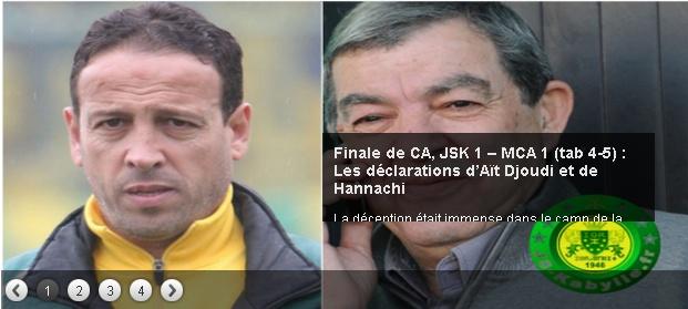 [CA - Finale] JS.Kabylie 1 (4) - 1 (5) MC.Alger (Après match) - Page 8 20140511