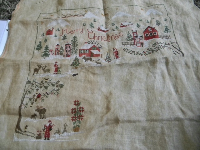 Le santa's village de Sara Guermani Dscn5123
