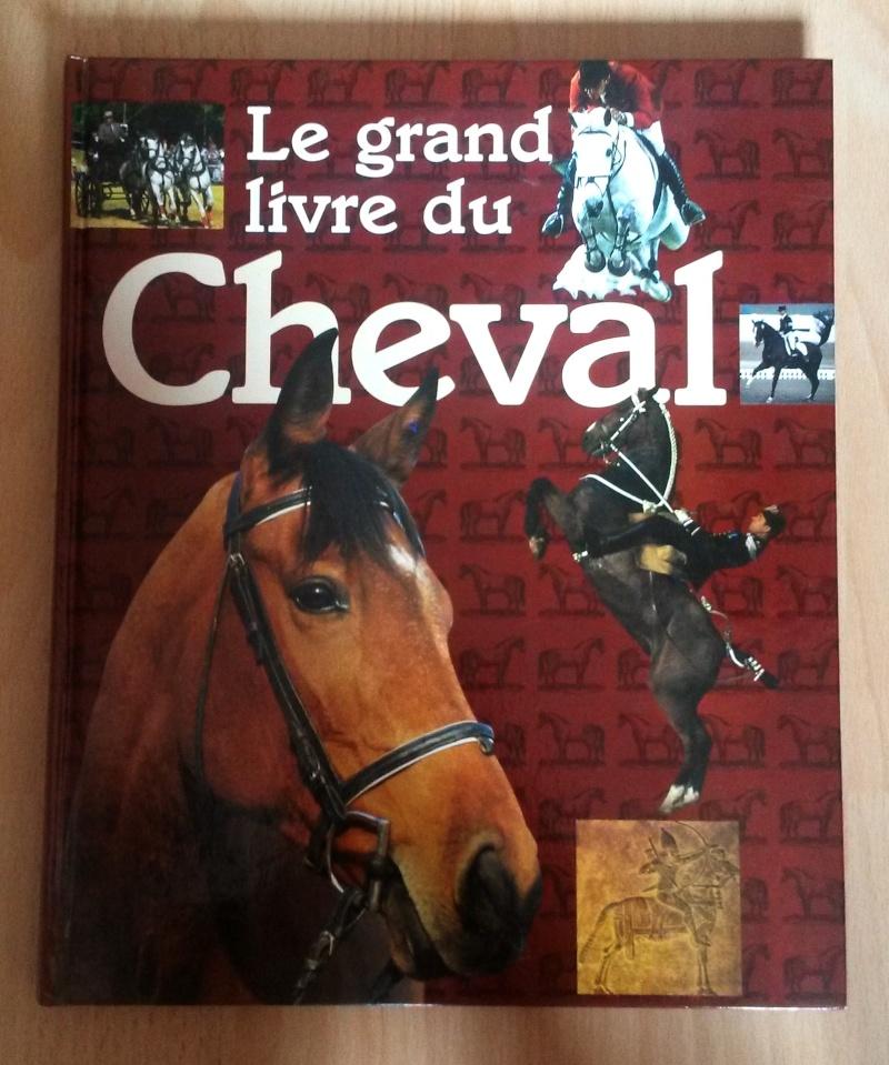 Livres sur les chevaux à vendre (ou à donner !) Grand110