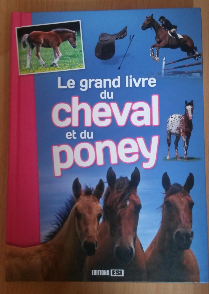 Livres sur les chevaux à vendre (ou à donner !) Poney110