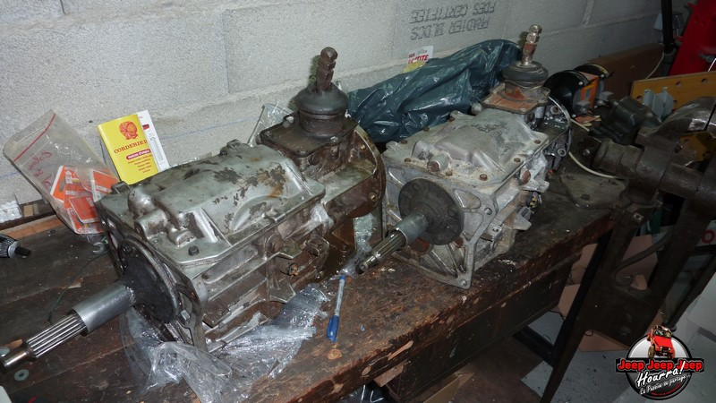 Demontage Borg Warner T5 [BV CJ7 DIESEL/2.0L ESSENCE] P1110837
