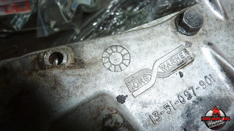 Demontage Borg Warner T5 [BV CJ7 DIESEL/2.0L ESSENCE] P1110838