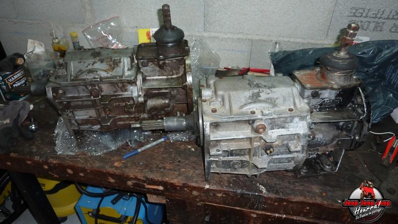 Demontage Borg Warner T5 [BV CJ7 DIESEL/2.0L ESSENCE] P1110840