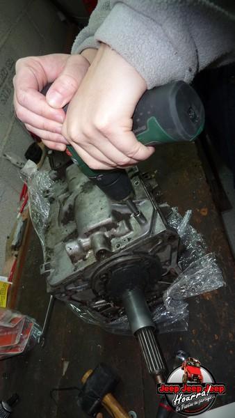 Demontage Borg Warner T5 [BV CJ7 DIESEL/2.0L ESSENCE] P1110844
