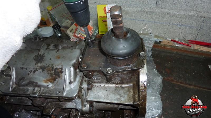 Demontage Borg Warner T5 [BV CJ7 DIESEL/2.0L ESSENCE] P1110846