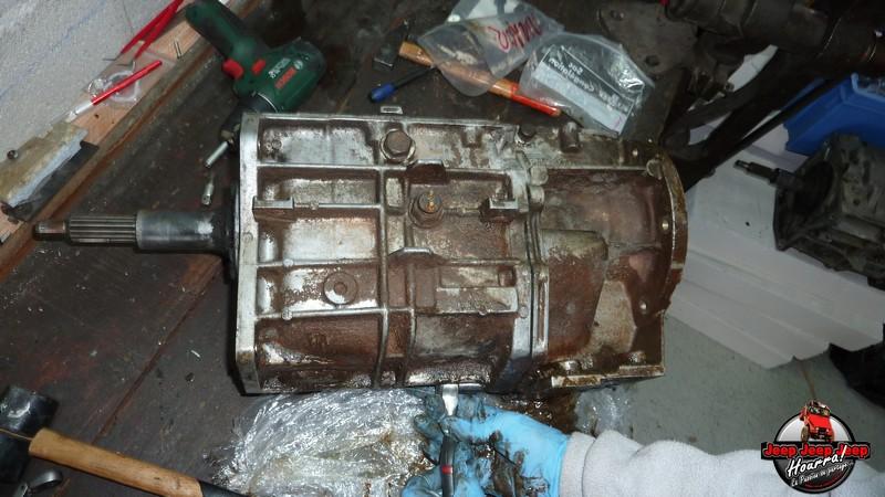 Demontage Borg Warner T5 [BV CJ7 DIESEL/2.0L ESSENCE] P1110853