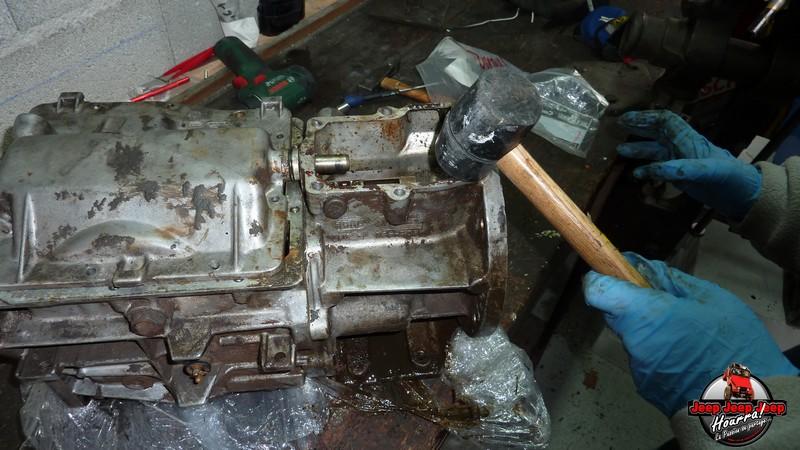 Demontage Borg Warner T5 [BV CJ7 DIESEL/2.0L ESSENCE] P1110854