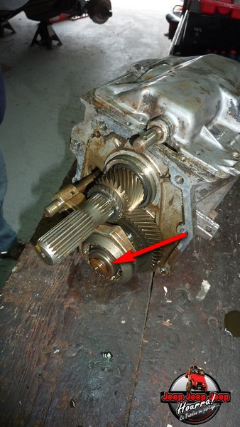 Demontage Borg Warner T5 [BV CJ7 DIESEL/2.0L ESSENCE] P1110917
