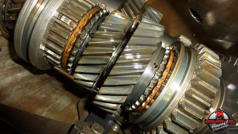 Demontage Borg Warner T5 [BV CJ7 DIESEL/2.0L ESSENCE] P1110927