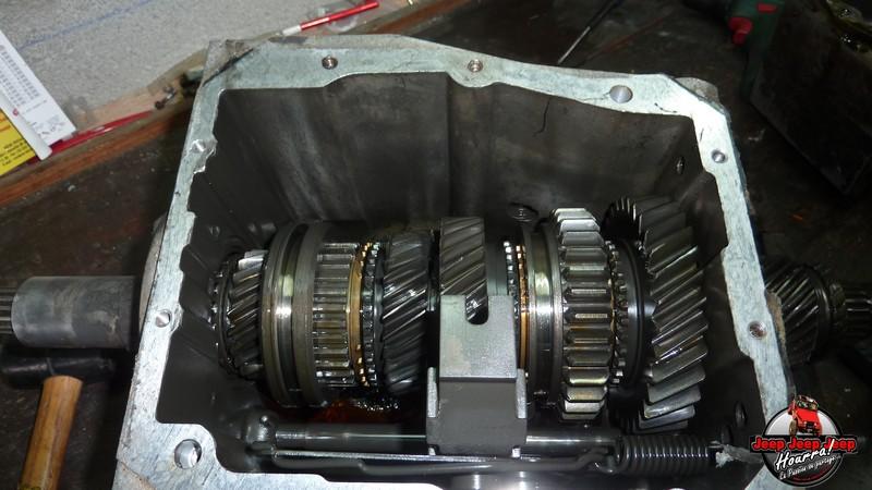 Demontage Borg Warner T5 [BV CJ7 DIESEL/2.0L ESSENCE] P1110928