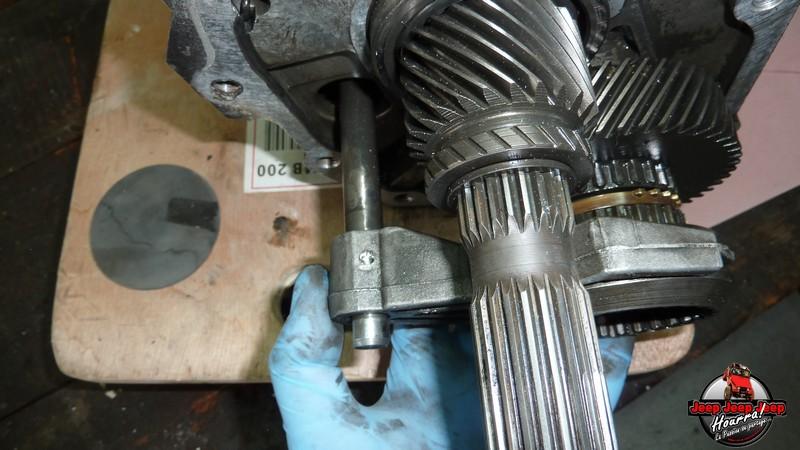 Demontage Borg Warner T5 [BV CJ7 DIESEL/2.0L ESSENCE] P1110942