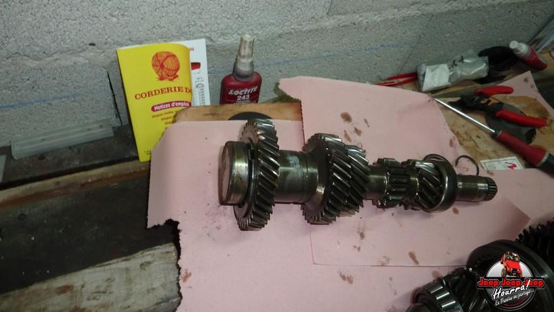 Demontage Borg Warner T5 [BV CJ7 DIESEL/2.0L ESSENCE] P1120043