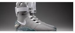 Retour vers le futur 2: les chaussures de Marty Chauss10