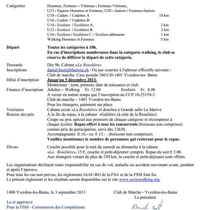 Coupe de Noël à Yverdon (Suisse), 10km: 15/12/2014 Couoe_11