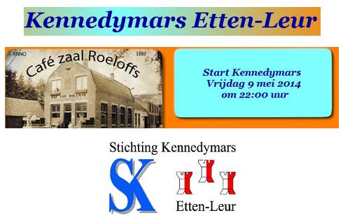 Marche Kennedy Etten-Leur NL): 9-10 mai 2014 Etten-10