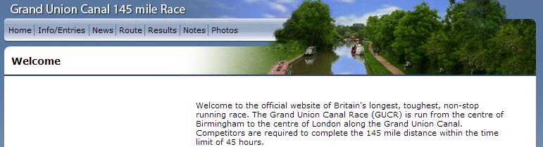 Grand Union Canal Race; 235km/45h; 24 mai 2014; 110 places  Gucr_210