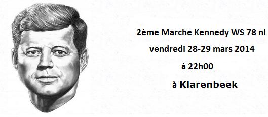 Marche Kennedy (80km) de Klarenbeek  (Nl): 28-29 mars 2014 Klaren11