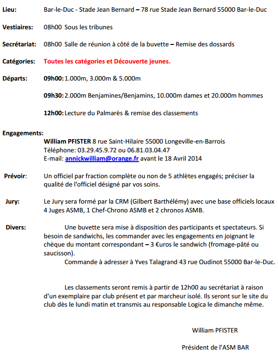 chpt Meuse, Lorraine: 20.000H, 10.000F, etc.: 20/04/2014 Lorrai11