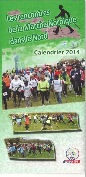 calendrier marche nordique 2014 dans le Nord (59) Mnnord10