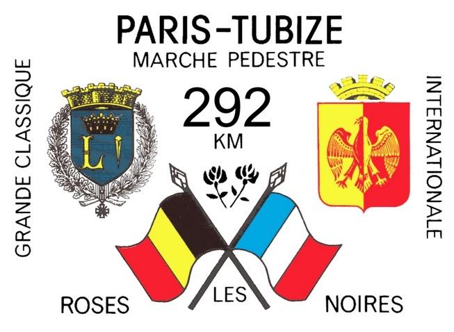 Paris-Tubize, 40ème; 292 km; 06-09/06/2014 , places limitées Paris-10