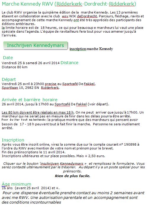 Marche Kennedy Ridderkerk-Dordrecht (A-R): 25-26 avril 2014 Ridder10