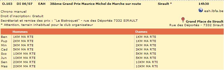 20km de Sirault (Belgique): 06 juillet 2014 Siraul10