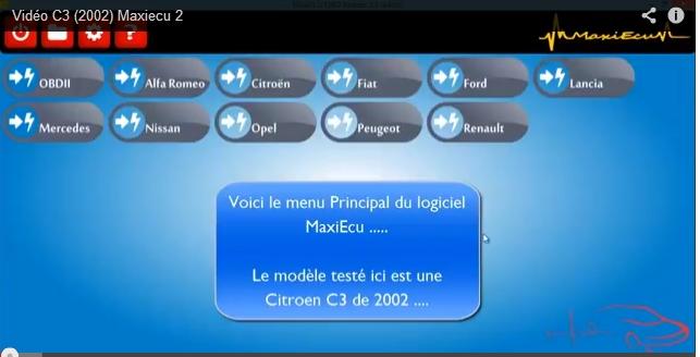 MaxiECU 2 diagnostic multi-marques Peugeot-Citroën-Renault avec ELM327 - Page 2 Maxiec11