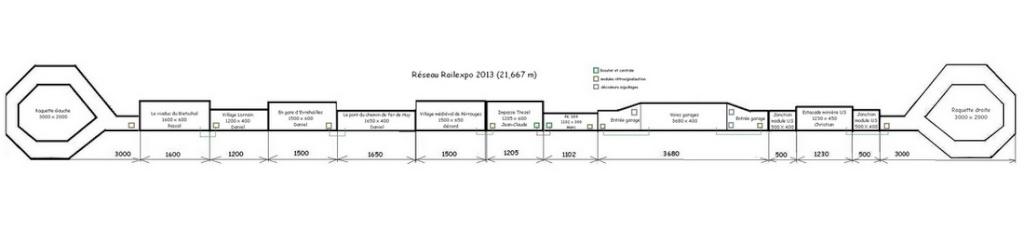 RAILEXPO du 21 au 24 novembre à Pontoise Plan_r16