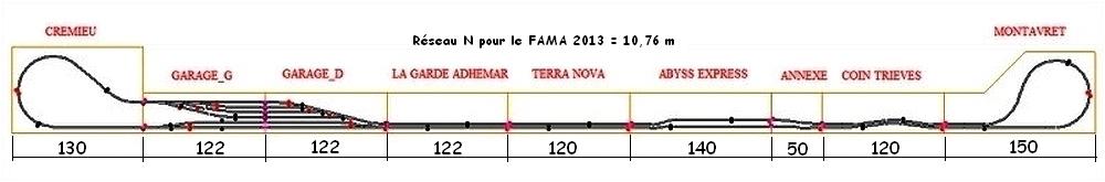 FAMA du 15 au 17 novembre 2013 à BULLE Plan_r19