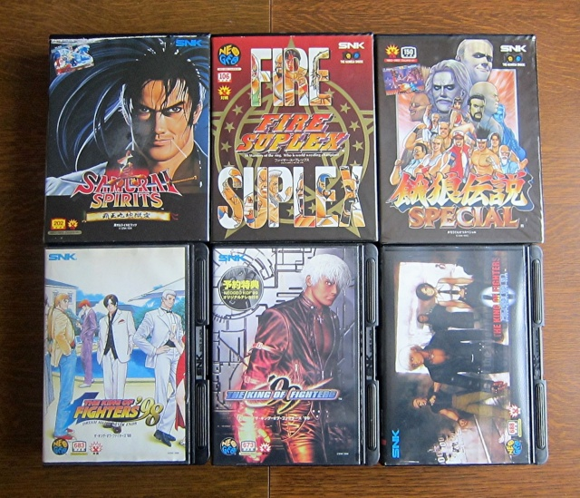La collection SNK de matth51 : AES US / Euro Guillemot .... et un peu Jap Neo_ja10