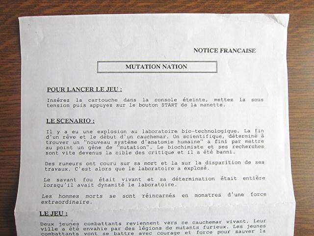 NOTICES AES : double notice en français des versions GUILLEMOT (listing) - Page 3 Notice12