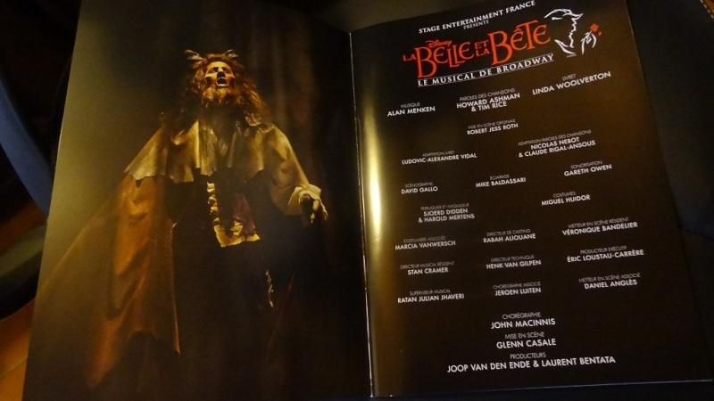 La Belle et la Bête - Le Musical de Brodway - Page 6 Dsc09627
