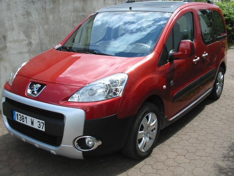 [VENDU] Peugeot Partner  Peugeo10