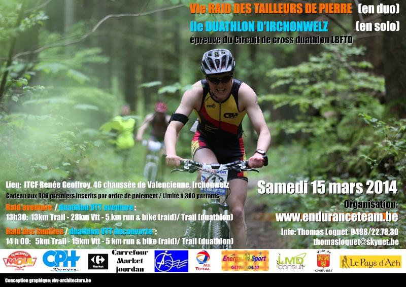 annonce course Raid_210