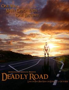Plus belle affiche de la fédération virtuelle Deadly10