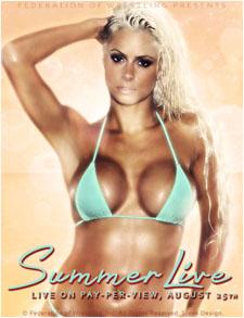 Plus belle affiche de la fédération virtuelle Summer10
