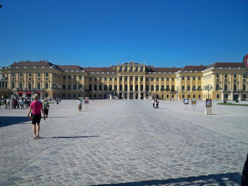 Le palais de Schönbrunn - Page 3 100_1213