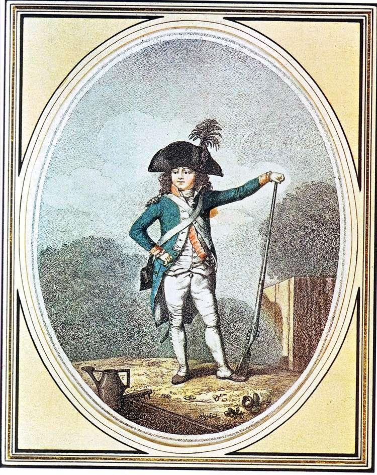 Louis-Joseph de France, premier Dauphin L171010